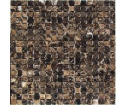 Ferato мозаика каменная 305*305*8 темная