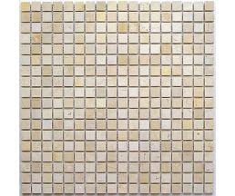 Sorento мозаика каменная 305*305*8 светлая