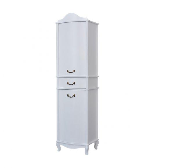 Paris шкаф-колонна белый (разобранная)