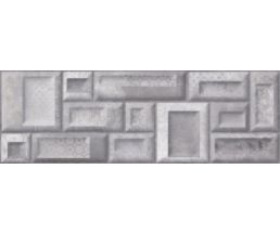Обл плитка 60*20*0,9 Пьемонт (дизайн) сер 17-01-06-831/1,2/57,6/ст