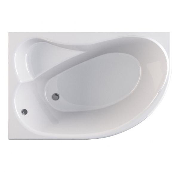 Ванна акриловая 170*100 белая Ялта MIRSANT