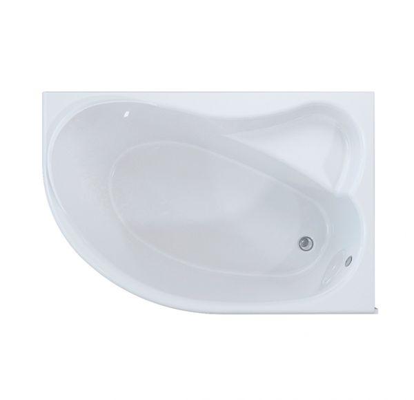 Ялта MIRSANT  ванна 170*100 правая, каркас с установочным комплектом, фронтальная панель