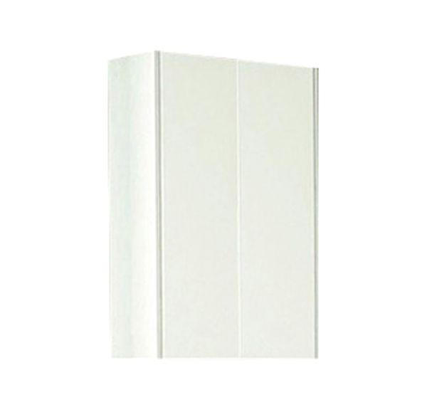 Йорк шкаф 2 ств.1A171303YOAY0 белый/ выбеленное дерево