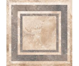 Конкорд Деко-2 коричневый керамогранит 45х45 (738462)