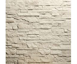 Сланец карпатский Серый 280х63х10 Декоративный камень Гипс для внутренней отделки