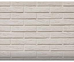 Немецкий кирпич Белый 240х53х6 Декоративный камень Гипс для внутренней отделки