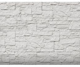 Сланец Алпачи белый Декоративный камень Гипс для внутренней отделки 400х95х12, 291/241х94/188х12, 404/254х95/19х12