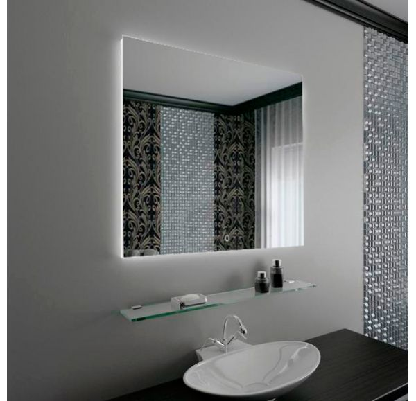 Glassy зеркало 1200х800
