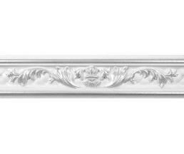 Moncada White Roseton Бордюр 6х25 BW0ROS00