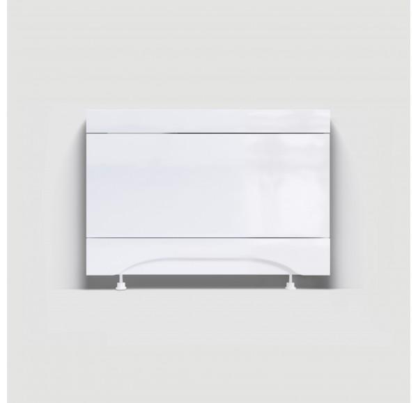Экран под ванну 0.75м МДФ торц. белый