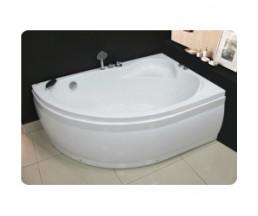 Ванна акриловая 160*100 белая Екатерина MIRSANT правая