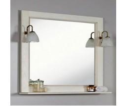 Жерона 105 зеркало белое серебро 1A158802GEM20+2 свет Isabel