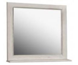 Жерона 105 зеркало белое золото 1A158802GEM40