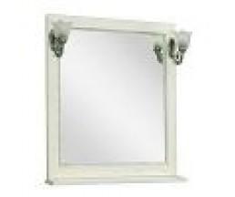 Жерона 85 зеркало белое золото 1A158702GEM40+2 свет MAGALI