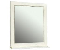 Жерона 85 зеркало белое золото 1A158702GEM40