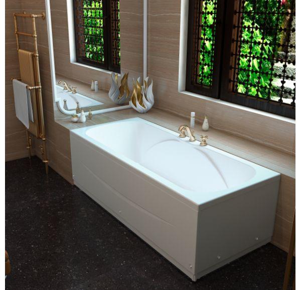 Ванна акриловая180*80 Aura