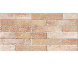 Bricks Керамогранит глазурованный бежевый матовый (C-BC4L012D)  29,7x59,8x8,5