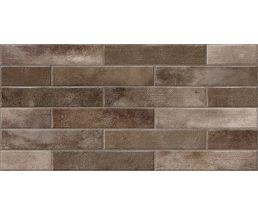 Bricks Керамогранит глазурованный коричневый матовый (C-BC4L112D)  29,7x59,8x8,5