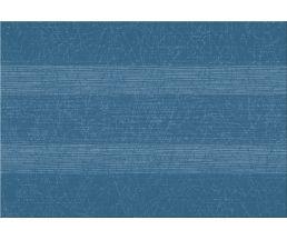 Камлот Индиго Плитка облицовочная Синяя матовая 405х278