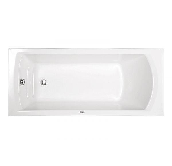 Ванна акриловая 160*70 прямоуг. белая  Монако SANTEK 1WH111977