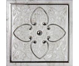 Petra Armonia Silver A Декор серый 15*15
