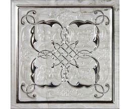 Petra Armonia Silver B Декор серый 15*15