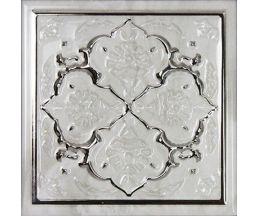 Petra Armonia Silver C Декор серый 15*15