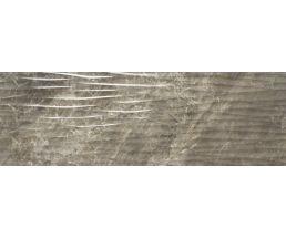 DUNE Balmoral brown Плитка настенная коричневая Рельеф 30*90