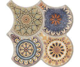 Granada Deco Colours Керамогранит 32,5*32,5 Oset