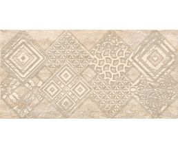 Ascoli Beige Geometria Декор бежевый 31.5*63