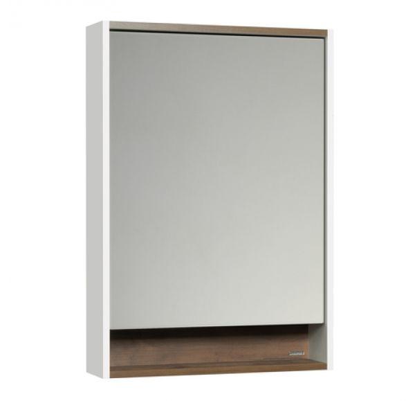 Капри 60 зеркало-шкаф таксония темная 1A230302KPDB0