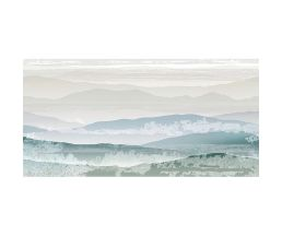 Ванкувер Декор голубой 10-05-61-1635-0 500х250х9
