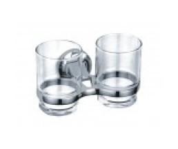 1808 Держатель 2-х стаканов HB1808