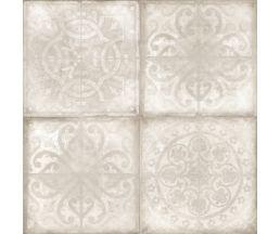 Luara Керамогранит декорированный Бежевый матовый (LU4R012D) 42x42