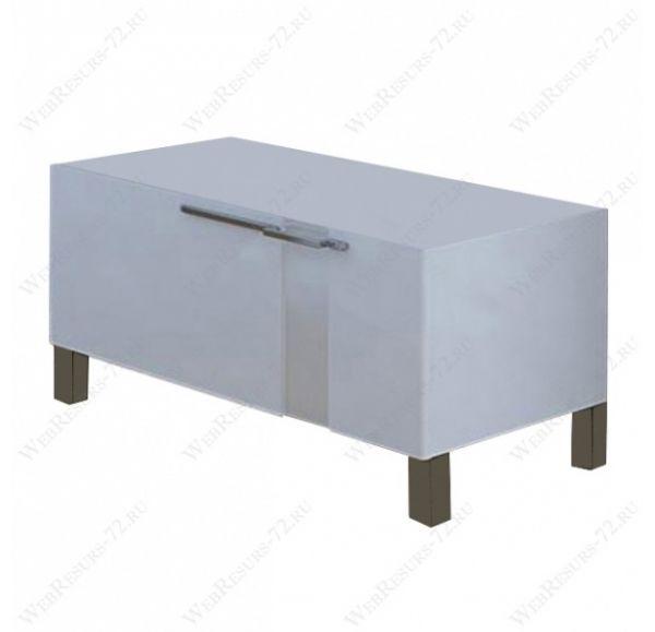 Марко 80 Комод с ящиком белый1A131903MA010