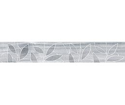 Bona Бордюр тёмно-серый 66-03-06-1344 6,2х40