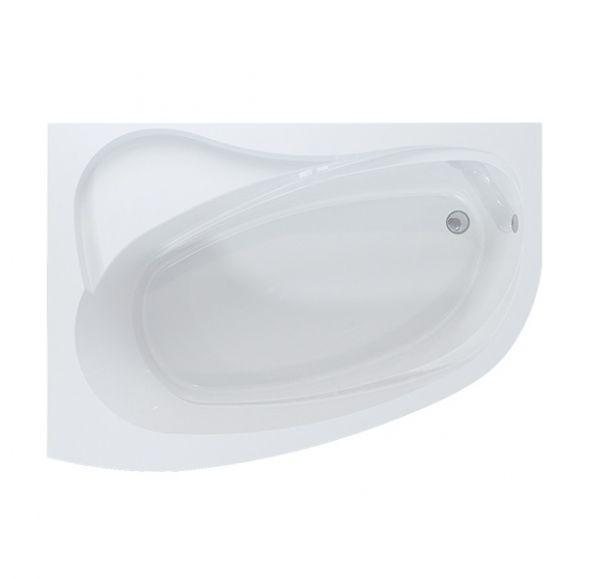 Ванна 150*109 белая Аллегро левая