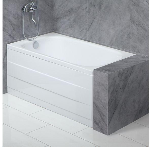 Ванна Standard 120*70, каркас с установочным комплектом, фронтальная панель