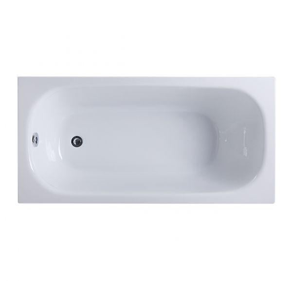 Ванна Standard 130*70, каркас с установочным комплектом, фронтальная панель