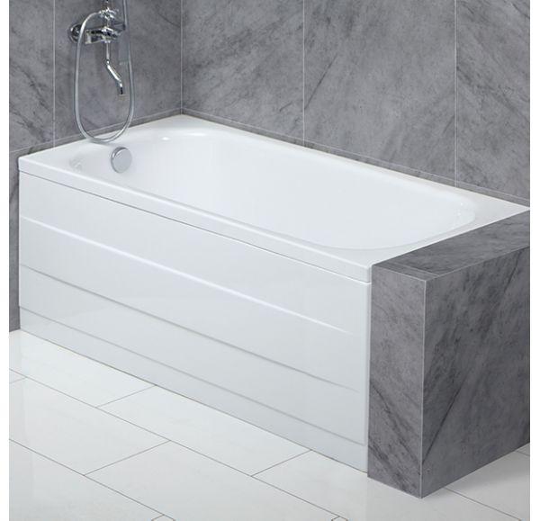 Ванна Standard 140*70, каркас с установочным комплектом, фронтальная панель