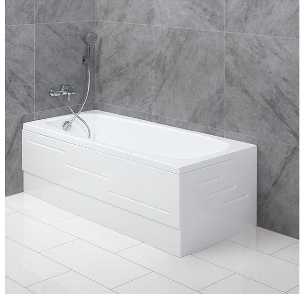 Ванна Standard 160*70, каркас с установочным комплектом, фронтальная панель