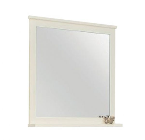 Леон 80 зеркало дуб белый 1A186402LBPS0