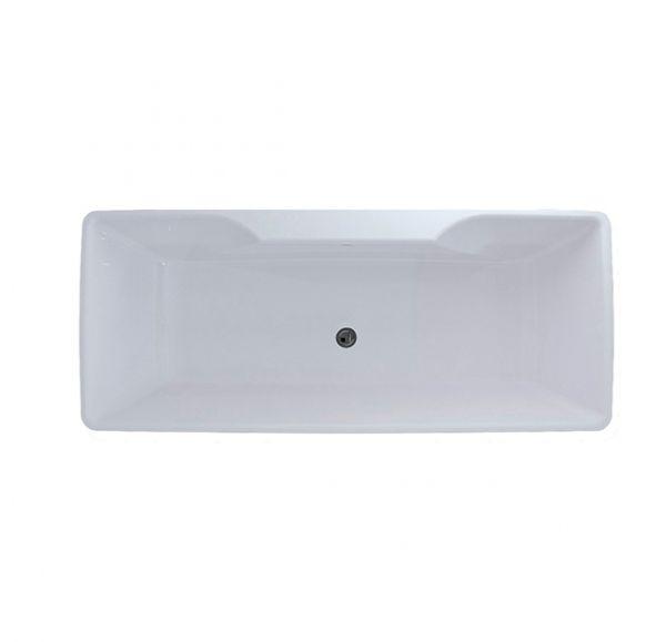Ванна акриловая Alfa 1800*760