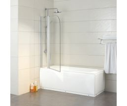 Шторка на ванну Life 1 800*1350