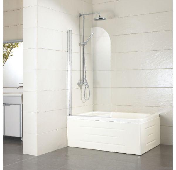 Шторка на ванну Life 2 700*1350