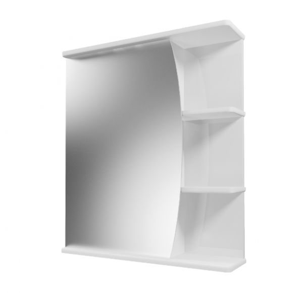 Фарида 20 зеркало-шкаф 55*70 Парус левый