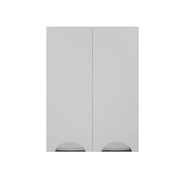 Камилла 60 шкаф-навесной белый (60*82*31)