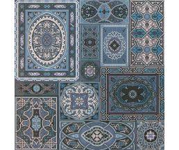 Aladdin BL плитка напольная голубая 40*40