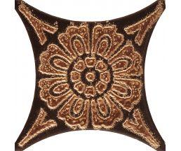 Texas 1 M коричневый декор 10*10