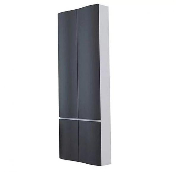 Ондина шкаф-колонна графит 1A175803ODG20 2-ух ств.
